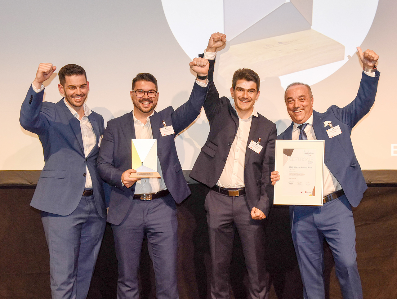 Winners EuroShop RetailDesign Award 2020